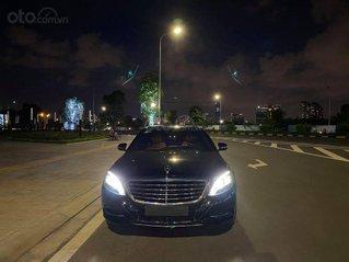 Bán gấp với giá thấp chiếc Mercedes-Benz S400L sản xuất 2017, xe giá thấp, động cơ hoạt động tốt