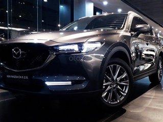 [Mazda Hồ Chí Minh] Mazda CX5 2020 mới giảm ngay 50% thuế trước bạ, trả góp đến 80% chỉ 230 triệu lấy xe, đủ màu giao ngay
