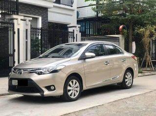Bán gấp với giá thấp chiếc Toyota Vios G đời 2015, xe giá thấp, động cơ ổn định