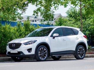 Cần bán nhanh Mazda CX 5 đời 2016, màu trắng