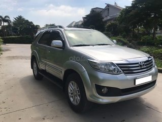 Cần bán xe Toyota Fortuner 2.7V 4x2 AT 2013
