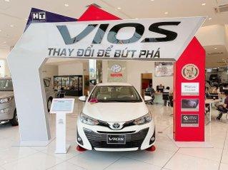 Giá bán Toyota Vios 2020 hỗ trợ trả góp 85%, tặng ngay phần quà ý nghĩa cùng 3 phiếu miễn phí công bảo dưỡng