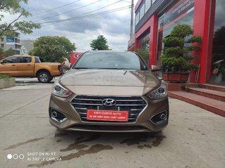 Hyundai Accent 2018, màu nâu