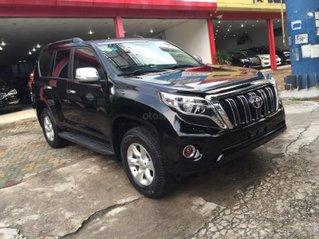 Cần bán xe Toyota Prado đời 2016, màu đen