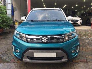 Bán xe Suzuki Vitara đời 2016, màu xanh, giá tốt
