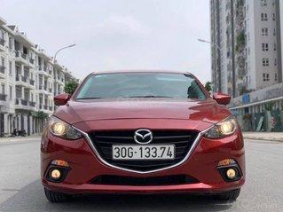 Bán xe Mazda 3 sx 2015, màu đỏ sang trọng