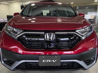Honda CRV 2020 tại Đồng Nai bản L màu đỏ, ưu đãi khủng, giao ngay, trả trước từ 300tr nhận xe