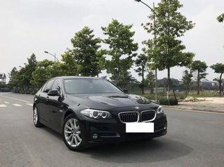 Cần bán xe BMW 5 Series 520i đời 2016, màu đen