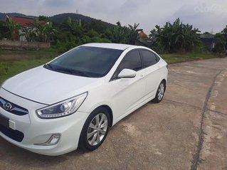 Bán Hyundai Accent năm 2014, màu trắng, nhập khẩu