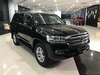 Bán Toyota Land Cruiser năm sản xuất 2020, màu đen, xe nhập