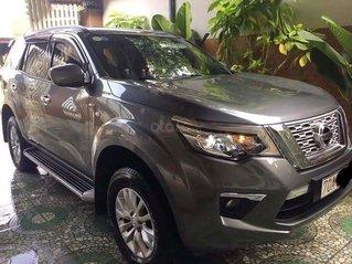 Bán Nissan Terra sản xuất 2019, màu xám, nhập khẩu