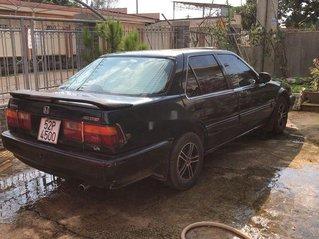 Cần bán lại xe Honda Accord đời 1989, màu đen, nhập khẩu số sàn
