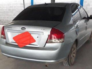 Cần bán gấp Kia Cerato đời 2007, màu bạc, nhập khẩu nguyên chiếc, giá tốt