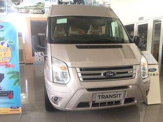 Bán ô tô Ford Transit 2020, màu bạc, giá 760tr