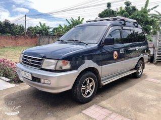 Cần bán xe Toyota Zace sản xuất 2001, màu xanh