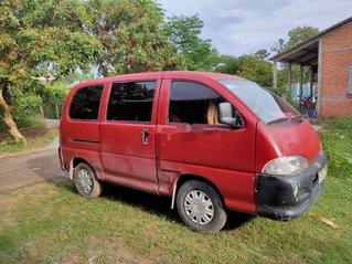 Nhà bán Daihatsu Citivan sản xuất năm 2000, màu đỏ, xe nhập