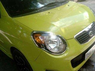 Bán xe Kia Morning năm sản xuất 2009, màu xanh
