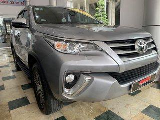 Cần bán lại xe Toyota Fortuner 2018, màu xám, xe nhập còn mới