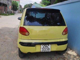 Cần bán lại xe Daewoo Matiz đời 1999, màu vàng, xe nhập, giá 43tr
