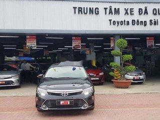 Bán ô tô Toyota Camry đời 2019, màu đen, giá chỉ 970 triệu