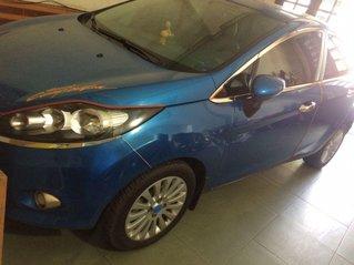 Bán Ford Fiesta sản xuất năm 2011, màu xanh lam, 260 triệu