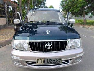 Toyota Zace cao cấp GL, mới như xe hãng, SX 12/2004, xe rin 100% không có chiếc thứ 2