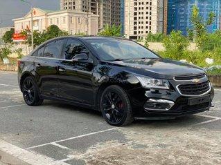 Cần bán Chevrolet Cruze LTZ 2017 màu đen quá mới