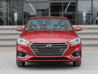 Hyundai An Khánh - Bán Hyundai Accent tiêu chuẩn đỏ 2020, đủ mầu, tặng 10 - 15 triệu và nhiều ưu đãi
