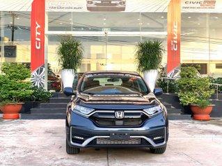 Honda CR-V 2020 hỗ trợ 50% thuế TB +  giao xe thủ tục nhanh chóng