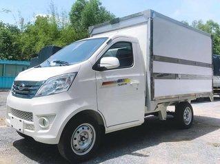 Xe tải nhẹ 9 tạ Daehan Tera 100 thùng kín, bán hàng lưu động tại Hải Phòng