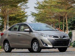Toyota Hà Đông bán xe Vios G số tự động model 2020 rẻ nhất thị trường