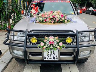 Bán xe Toyota Land Cruiser sản xuất năm 2004, màu bạc, xe nhập