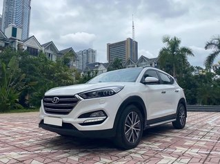 Bán Hyundai Tucson 2.0 ATH sản xuất 2016, màu trắng, nhập khẩu nguyên chiếc còn mới
