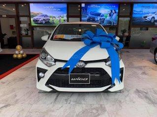 Toyota Hà Đông bán xe Wigo 1.2MT, nhập khẩu giá rẻ nhất thị trường