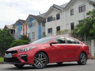 Bán xe Kia Cerato 1.6 Luxury 2019, màu đỏ