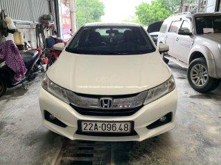 Cần bán Honda City đời 2014, màu trắng chính chủ