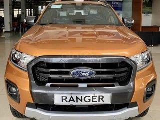 Xe Ford Ranger Wildtrak, giá rẻ chỉ cần 175tr có xe