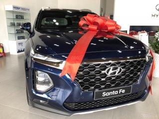Hyundai SantaFe giảm tiền mặt hơn 40tr kèm phụ kiện chính hãng hơn 20tr Trả trước chỉ 250tr