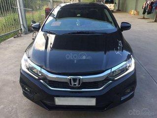 Bán xe Honda City sản xuất năm 2018, màu đen xe gia đình