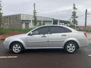 Bán Chevrolet Lacetti năm sản xuất 2008, màu bạc, xe nhập