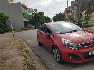 Cần bán lại xe Kia Rio sản xuất năm 2014, màu đỏ, nhập khẩu Hàn Quốc chính chủ, giá chỉ 396 triệu