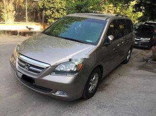 Gia đình bán Honda Odyssey năm 2007, màu nâu, nhập khẩu