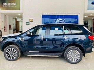 Cần bán Ford Everest 2020, màu xanh lam, nhập khẩu