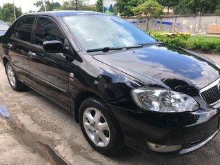 Bán Toyota Corolla Altis sản xuất 2008, màu đen