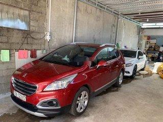 Bán Peugeot 3008 sản xuất năm 2015, màu đỏ, nhập khẩu nguyên chiếc, 630tr