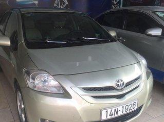 Bán Toyota Yaris đời 2007, màu bạc, xe nhập