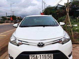 Cần bán lại xe Toyota Vios 2018, màu trắng như mới