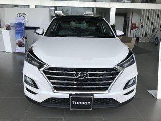 Bán xe Hyundai Tucson đời 2019, màu trắng, xe nhập, giá chỉ 890 triệu