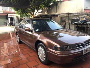 Cần bán xe Honda Accord đời 1992, nhập khẩu nguyên chiếc