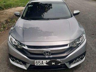 Cần bán xe Honda Civic năm sản xuất 2017, màu bạc, xe nhập